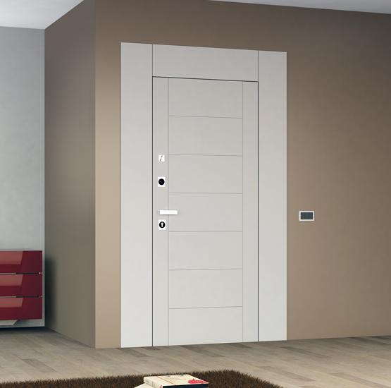 Porte blindate sicure eleganti e di qualit stark sicurezza - Porte blindate catania ...